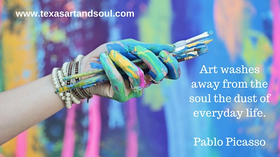 Art can heal you this year!