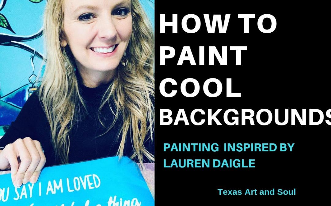 Lauren Daigle Inspired