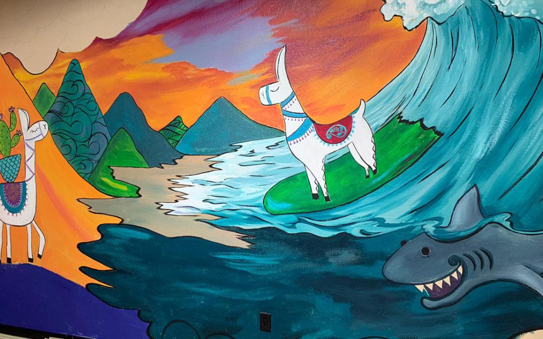 Mural Reveal