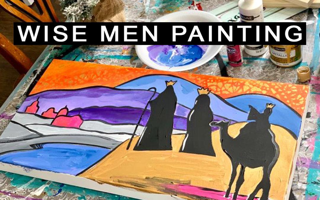 Wise Men Seeking
