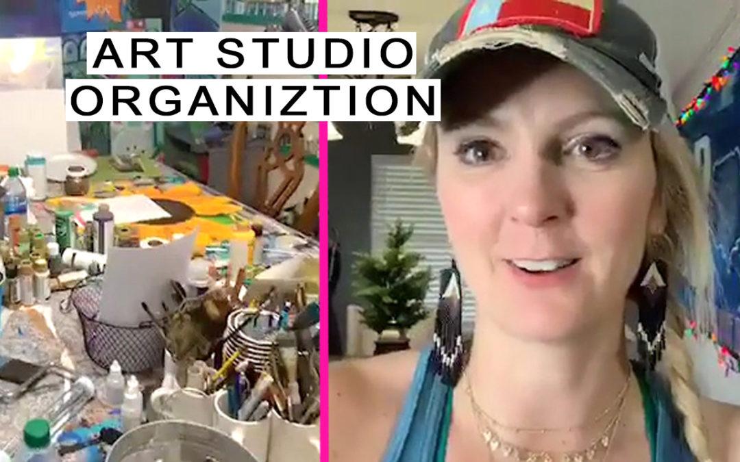 How is your studio organized?!?!