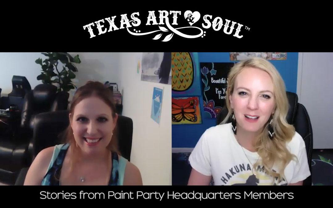 Meet Deena! She shares how Paint Parties have opened even better opportunities!