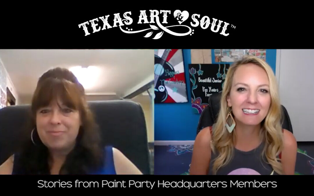 Meet Susan and learn about her Art Kit SUCCESS!