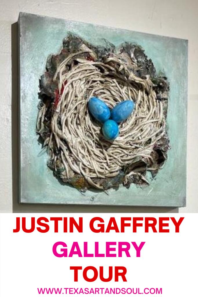 Justin Gaffrey Gallery Tour Pin for Pinterest