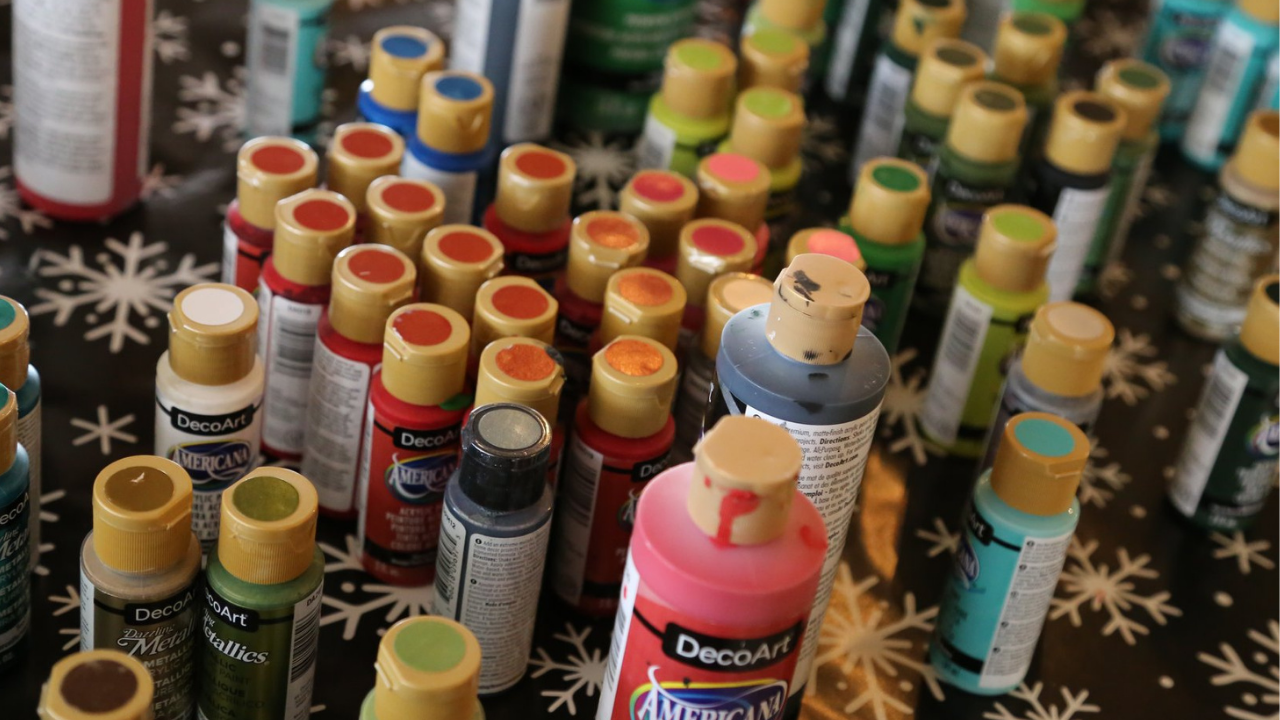 Learn How Teaching Paint Parties Has Improved These Women's Lives!